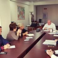 Intalnire experti sectoriali CSTHR 11.10.2018